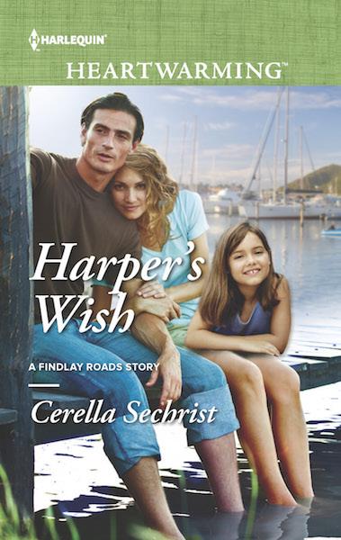 Harper's Wish (A Findlay Roads Story #1)