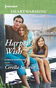 Harper's Wish (A Findlay Roads Story #1)